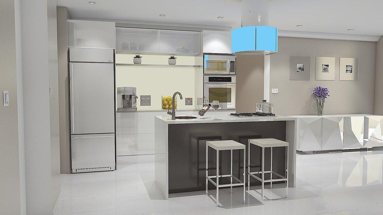 Designerska kuchnia dzięki meblom kuchennym